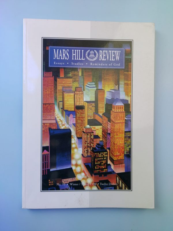 MARS HILL REVIEW N. 10