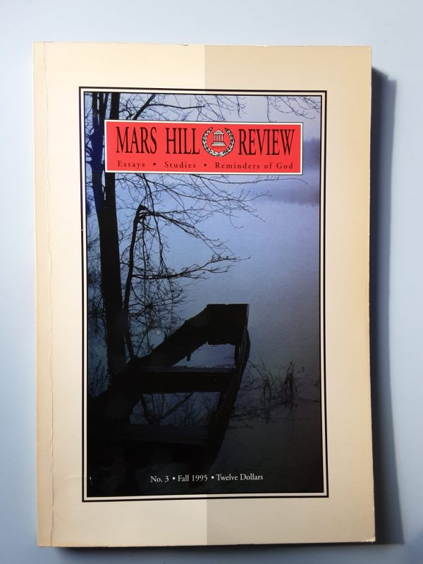MARS HILL REVIEW N. 3