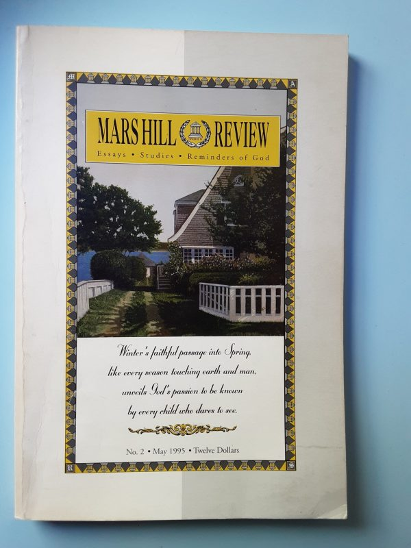 MARS HILL REVIEW N. 2