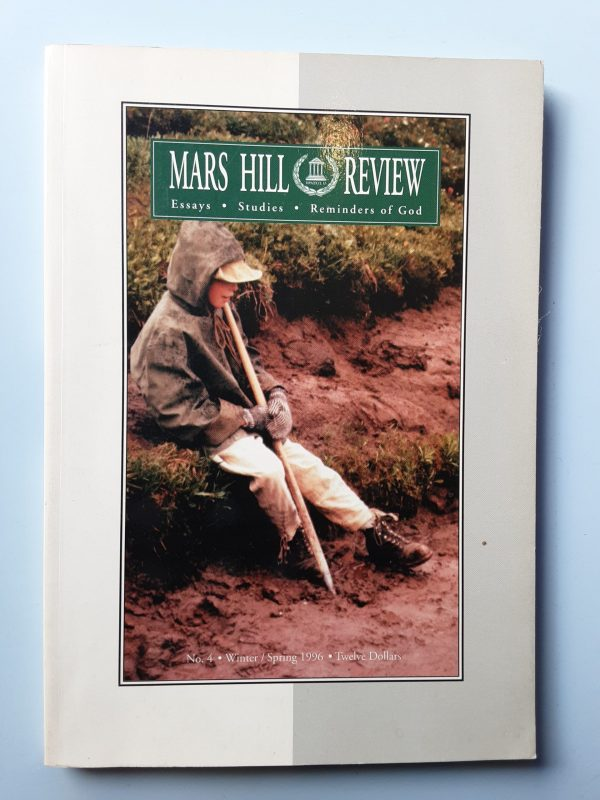MARS HILL REVIEW N. 4